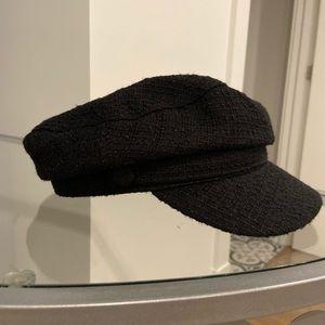 ZARA baker boy hat